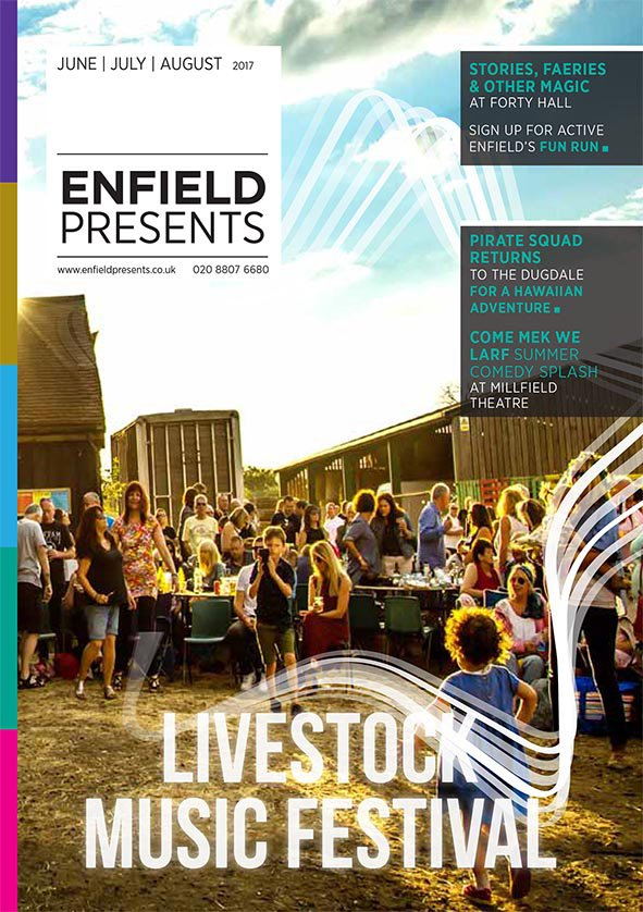 Enfield Presents - Magazine