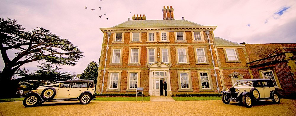 Forty Hall Estate Wedding Couple