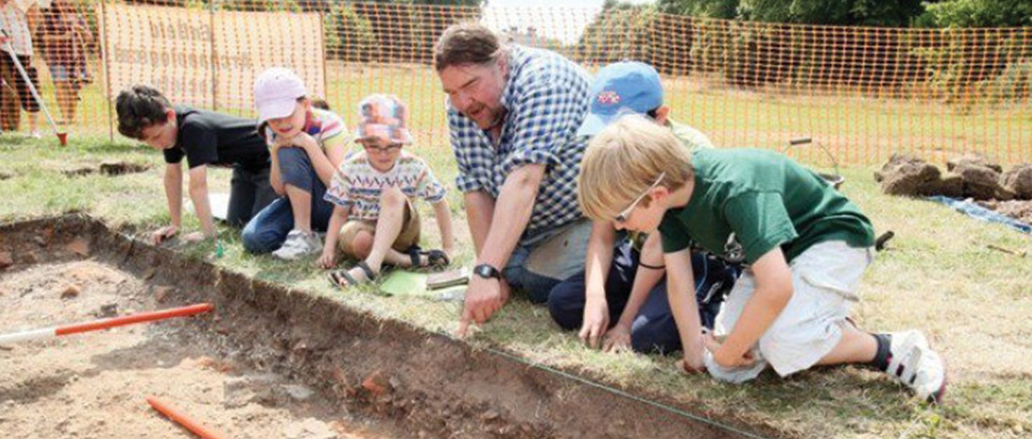 Forty Hall Estate Archaeological Society